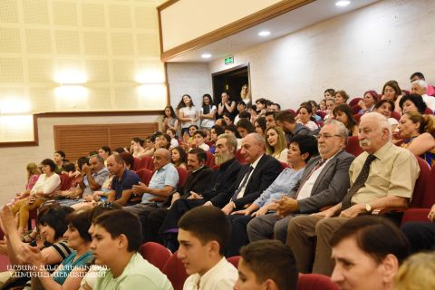 The 8th annual Pan- Armenian Festival of Poetry