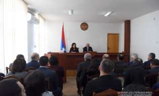 Solemn event devoted to the Day of the Judicial System Worker