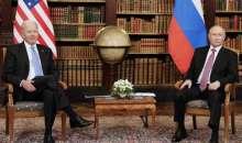 Putin-Biden summit kicks off in Geneva