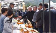 Фестиваль арцахского меда в городе Карвачар