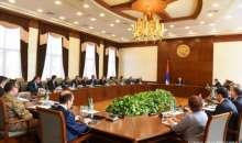 Под председательством Бако Саакяна прошло расширенное заседание межведомственной комиссии, координирующей работы по предотвращению распространения нового коронавируса